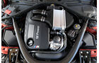 BMW M4 Competition, Motor