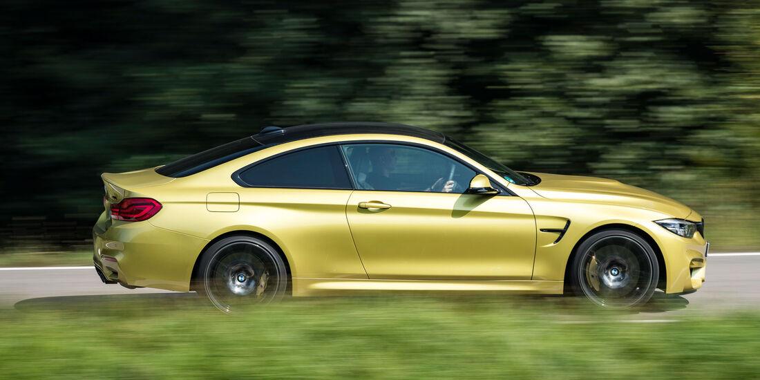 BMW M4 Competition - Power-Coupé - Test