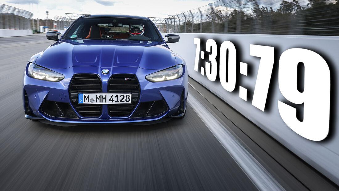 BMW M4 Competition Supertest