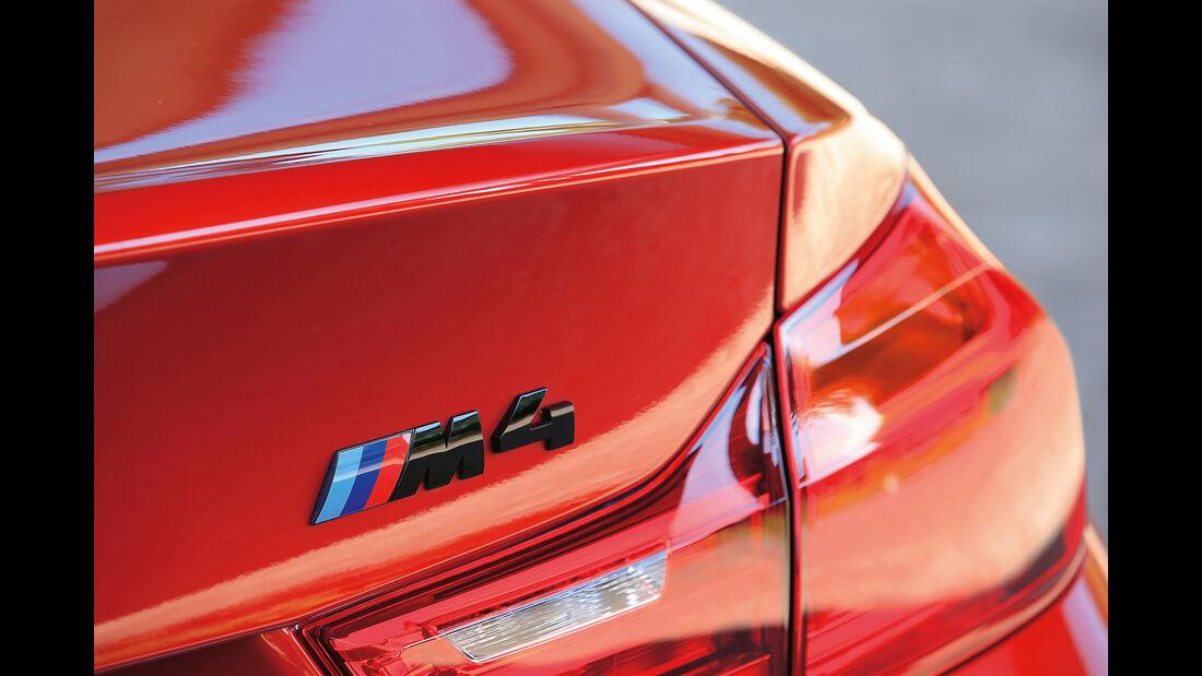 BMW M4 Competition, Typenbezeichnung