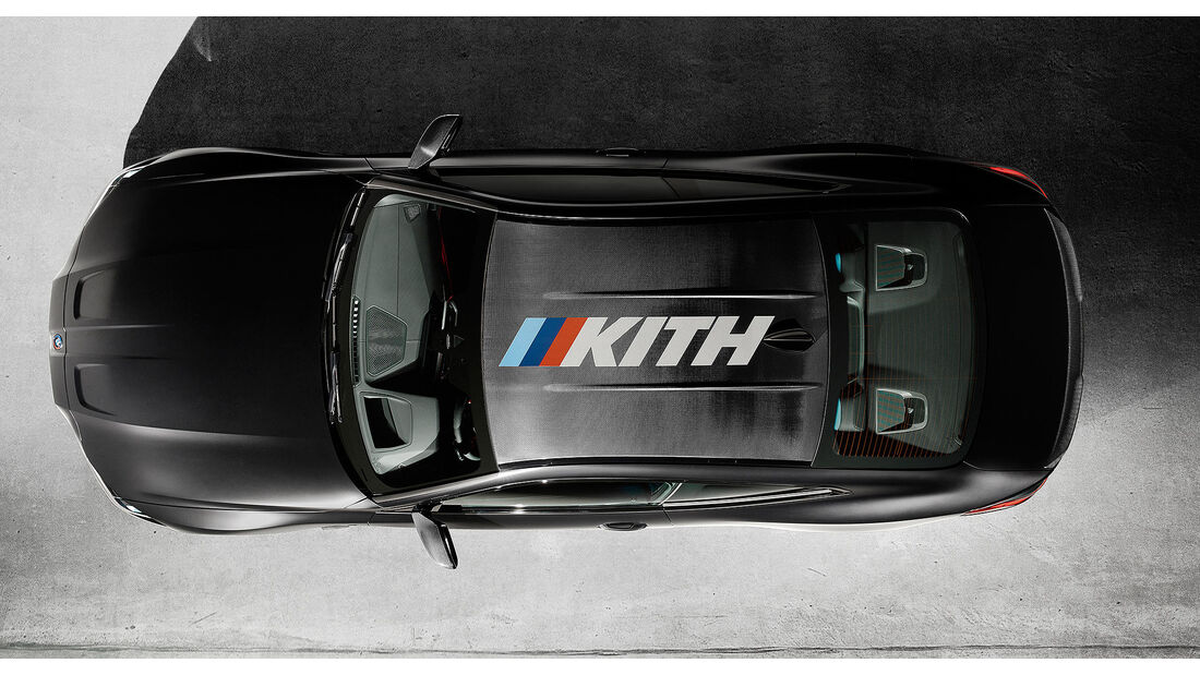 BMW M4 Competition x KITH