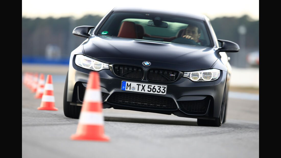 BMW M4 Coupé, Elektronische Stabilitätsprogramme