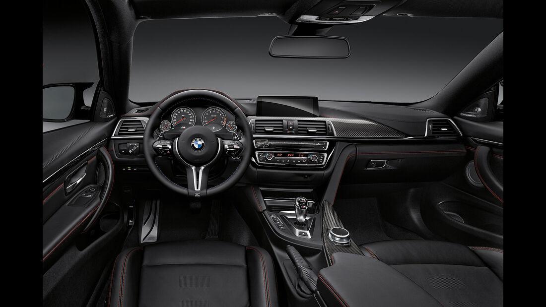 BMW M4 Coupé Faclift (2017)