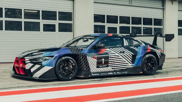 BMW M4 Coupé GT3
