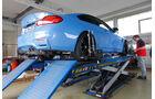 BMW M4 Coupé, Leistungsmessung