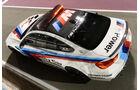 BMW M4 Coupé Safety Car, Draufsicht