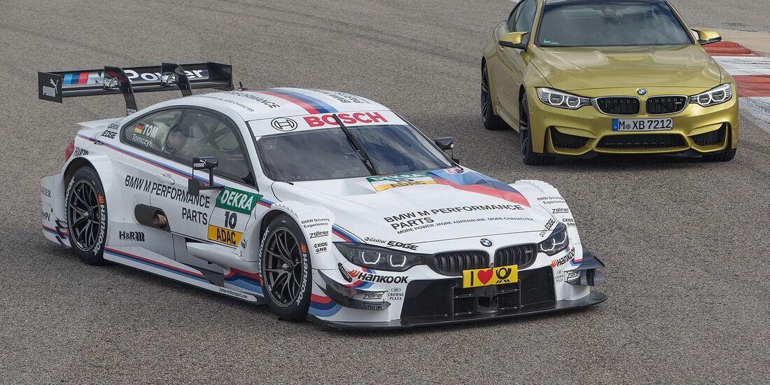 BMW M4 DTM 2014
