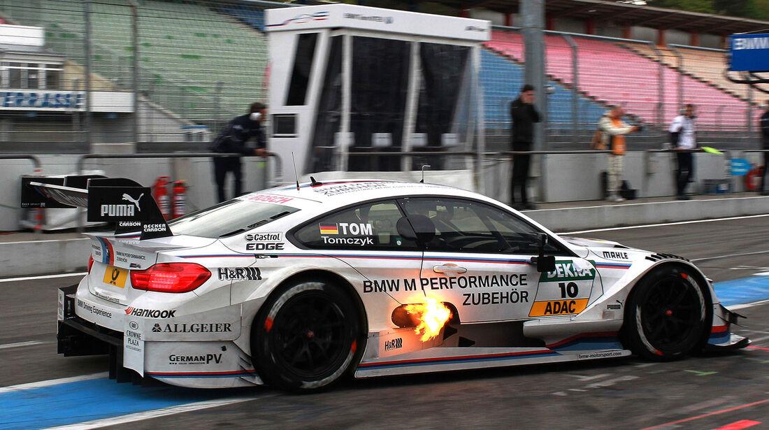 BMW M4 DTM - 2014