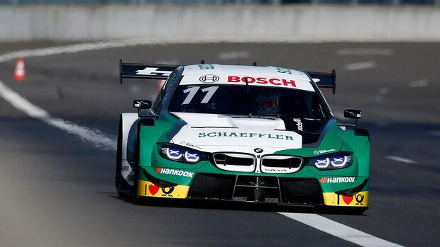 BMW M4 - DTM-Autos 2019 - Testfahrten - Lausitzring