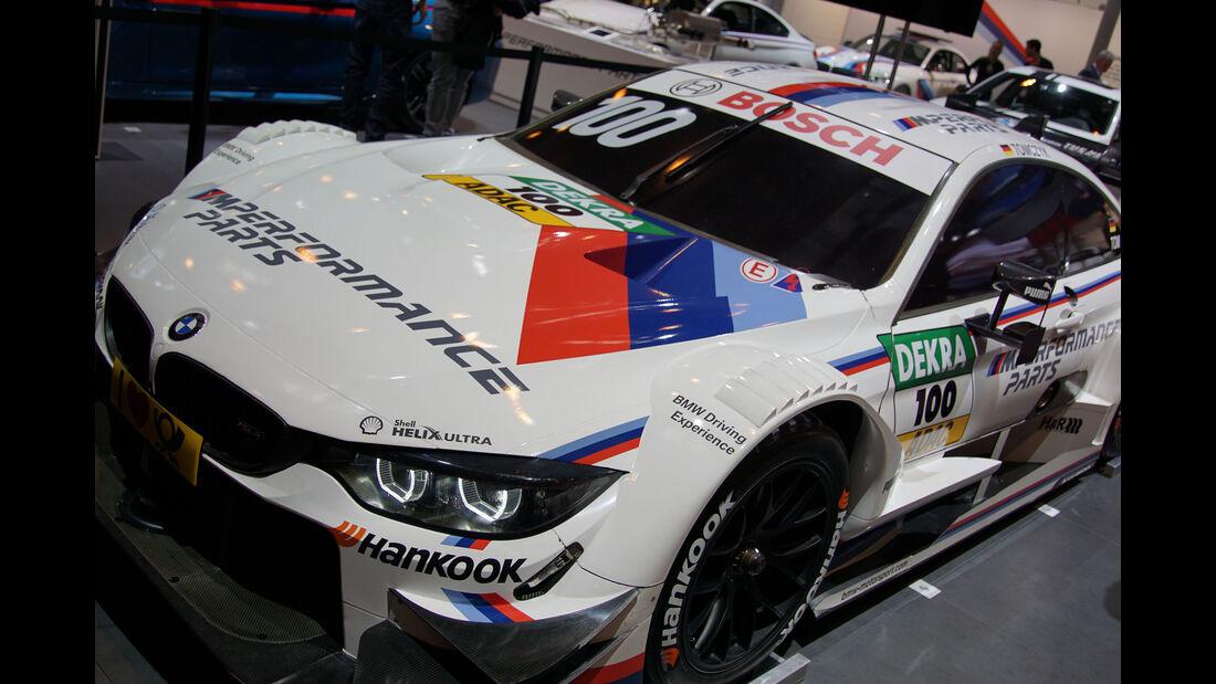 BMW M4 DTM - Essen Motor Show 2016 - Motorsport