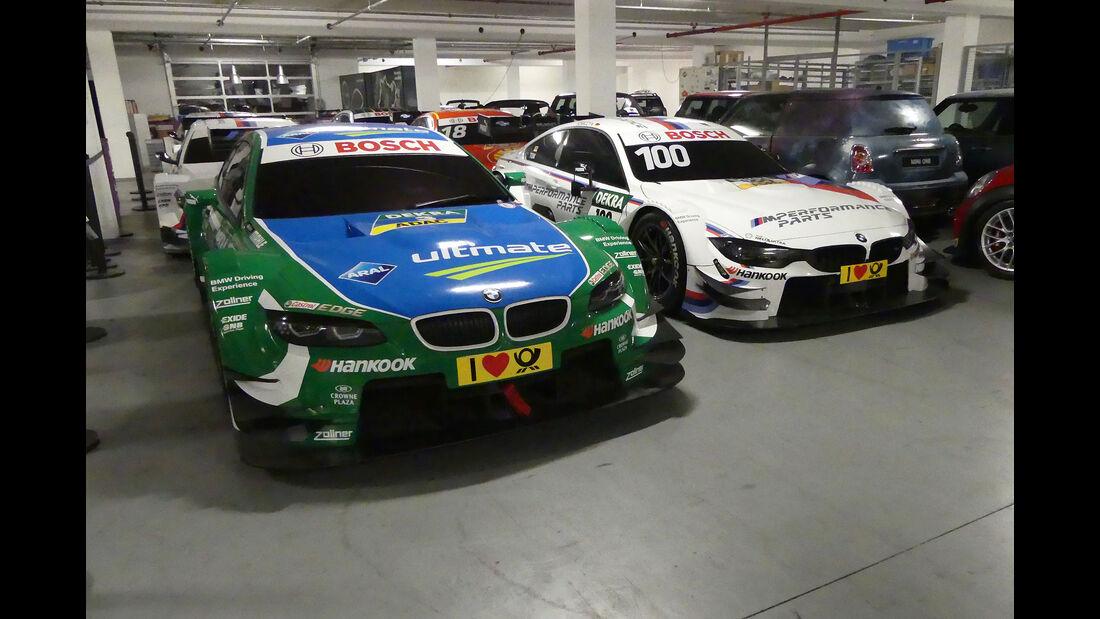 BMW M4 DTM - Rennwagen - BMW Depot