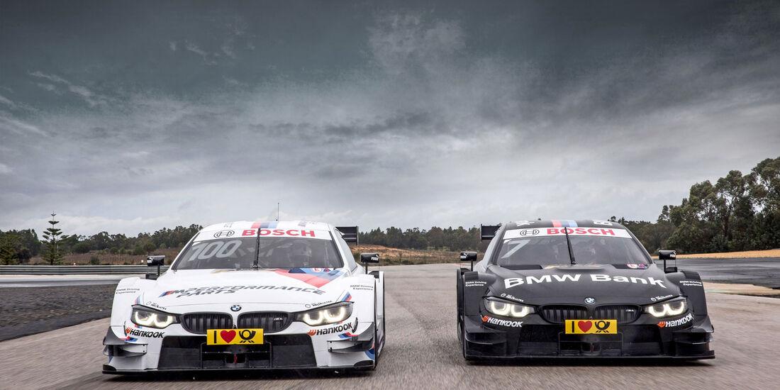 BMW M4 DTM - Saison 2016