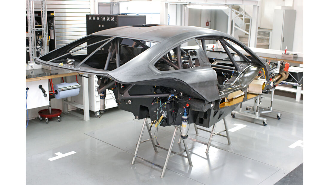 BMW M4 DTM - Technik - 2015