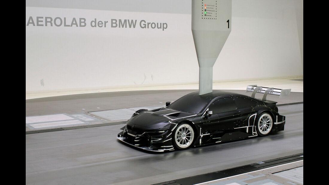 BMW M4 - DTM - Technik - 2017