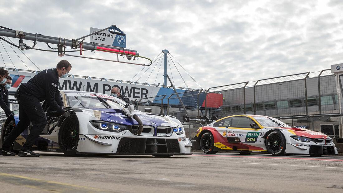 BMW M4 - DTM - Testfahrten - Nürburgring - 8. Juni 2020
