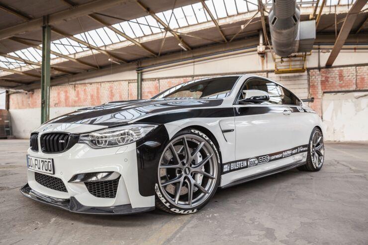 BMW M4 F82 von Carbonfiber Dynamics
