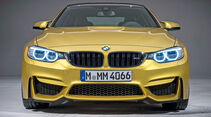 BMW M4, Frontansicht, Niere