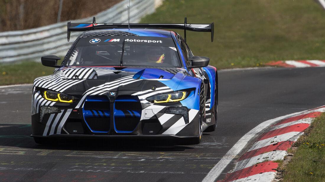BMW M4 GT3 - 2021