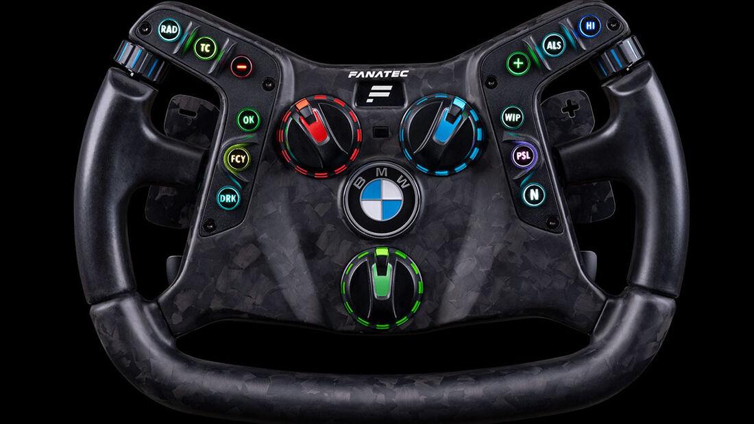 BMW M4 GT3 Lenkrad