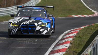 BMW M4 GT3 - Nürburgring-Nordschleife - NLS 4 - 2021
