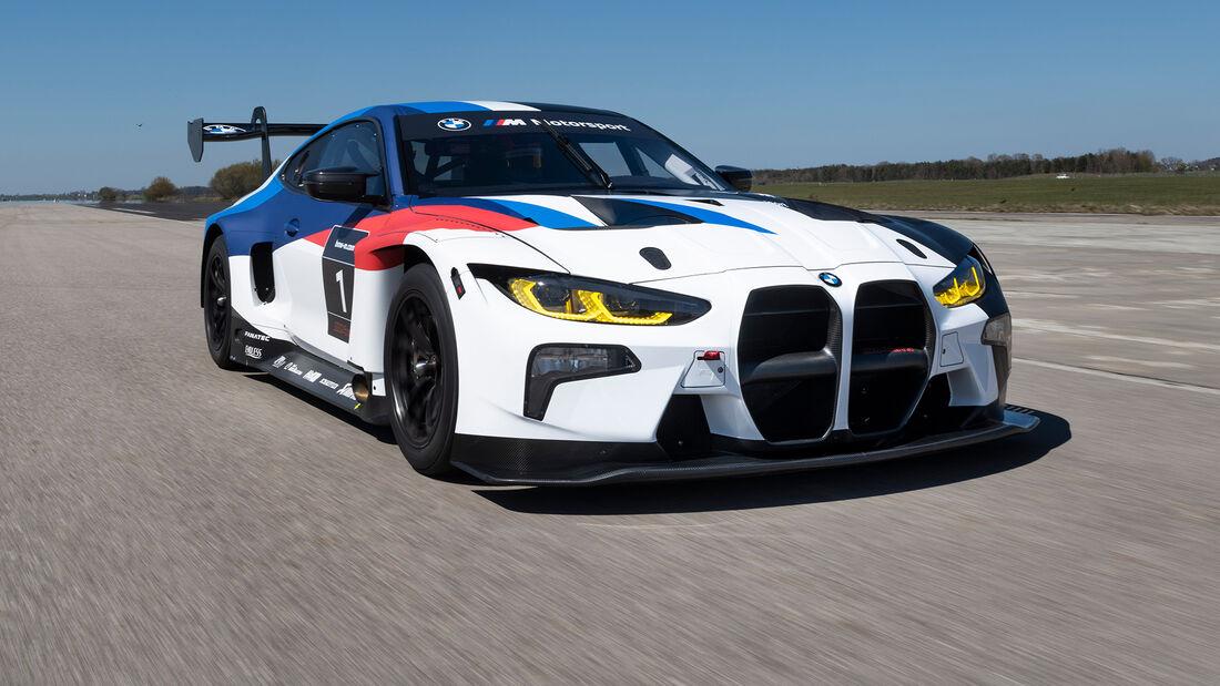 BMW M4 GT3 - Vorstellung - 2021