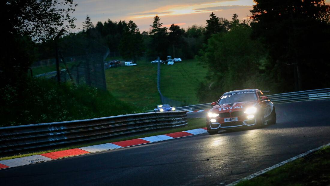 BMW M4 GT4 - 24h Rennen Nürburgring - Nürburgring-Nordschleife - 3. Juni 2021