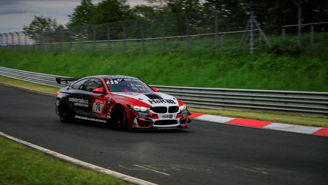 BMW M4 GT4 - Hofor Racing by Bonk Motorsport - Startnummer #70 - Klasse: SP 10 (SRO-GT4) - 24h-Rennen - Nürburgring - Nordschleife - 03. - 06. Juni 2021
