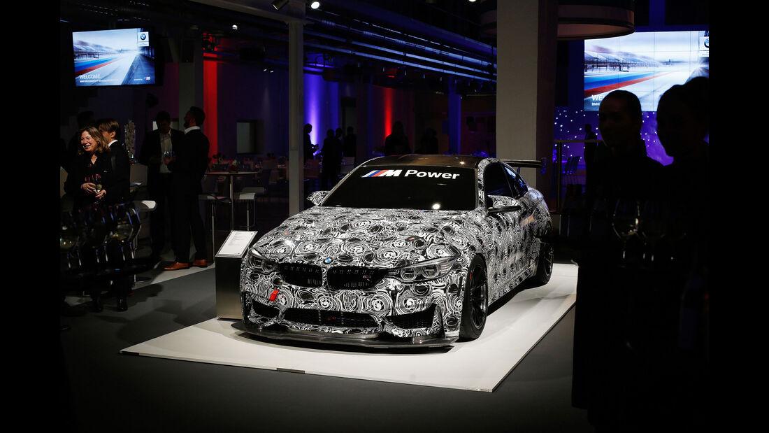 BMW M4 GT4 - Rennwagen - Motorsport