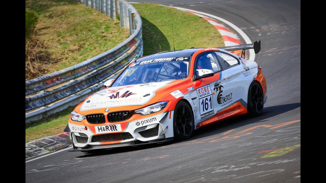 BMW M4 GT4 - Startnummer #161 - Pixum Team Adrenalin Motorsport - SP10 - VLN 2019 - Langstreckenmeisterschaft - Nürburgring - Nordschleife