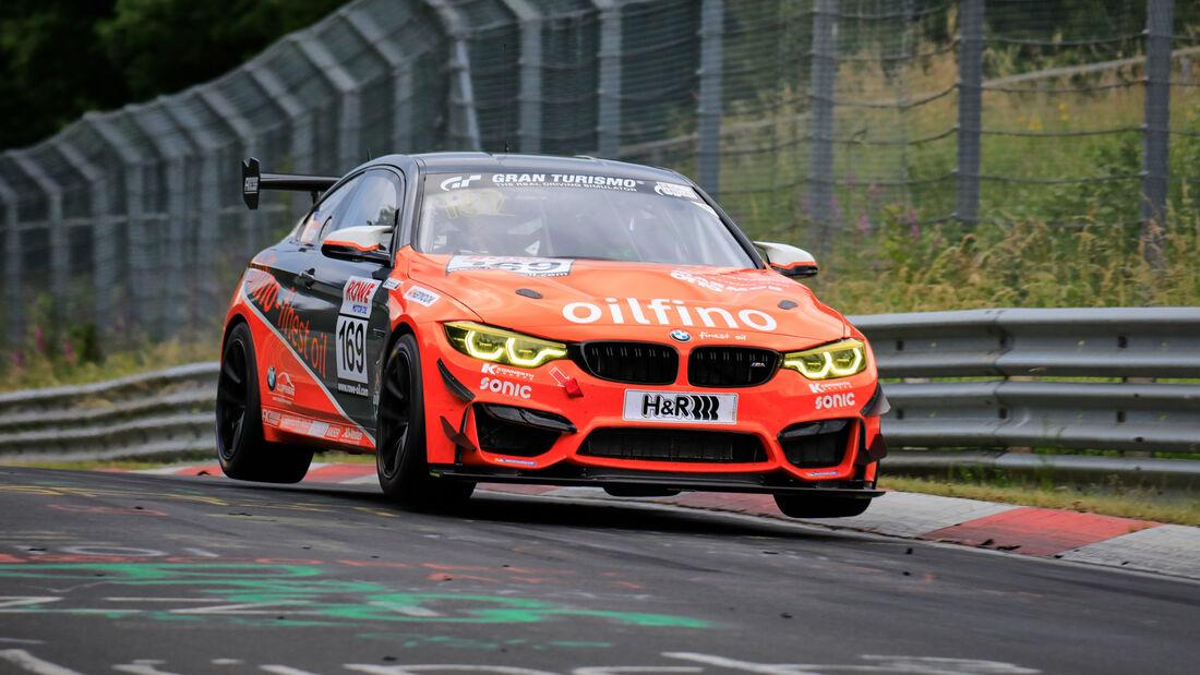 BMW M4 GT4 - Startnummer #169 - FK Performance Motorsport - SP10 - NLS 2020 - Langstreckenmeisterschaft - Nürburgring - Nordschleife