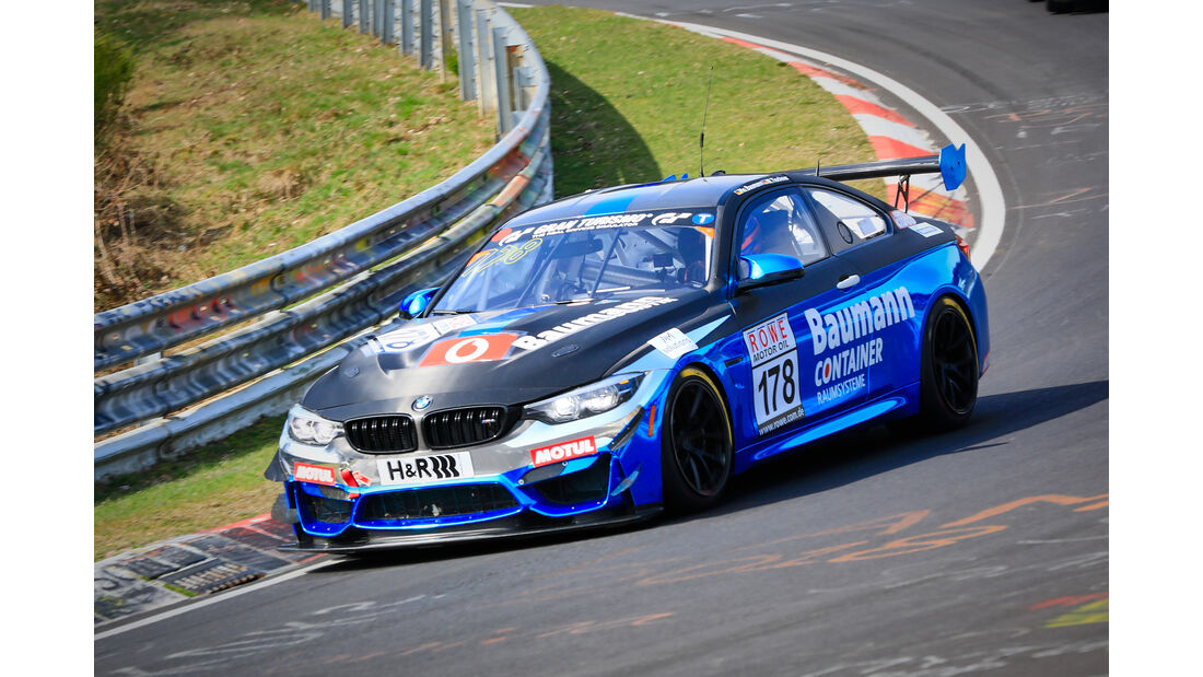 BMW M4 GT4 - Startnummer #178 - SP10 - VLN 2019 - Langstreckenmeisterschaft - Nürburgring - Nordschleife