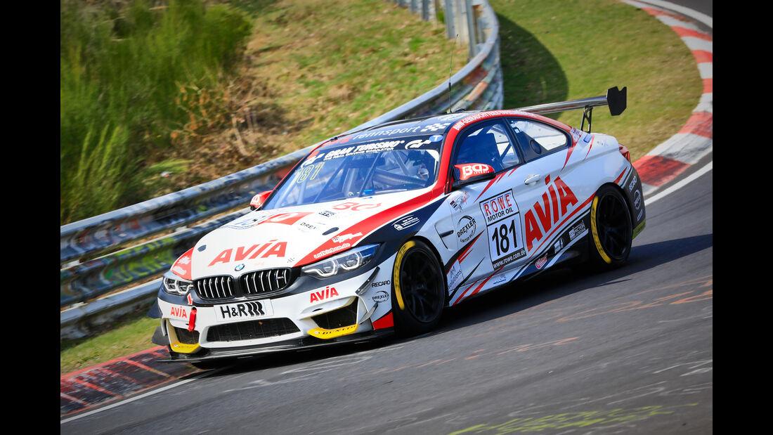 BMW M4 GT4 - Startnummer #181 - Team Avia Sorg Rennsport - SP10 - VLN 2019 - Langstreckenmeisterschaft - Nürburgring - Nordschleife