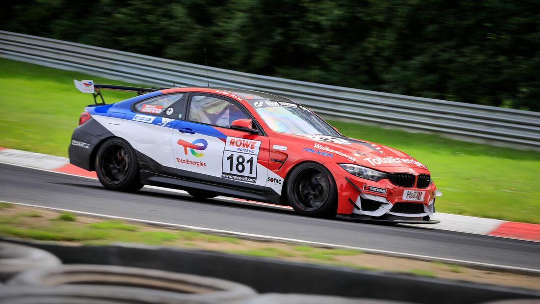BMW M4 GT4 - Startnummer #181 - Walkenhorst Motorsport - SP10 - NLS 2021 - Langstreckenmeisterschaft - Nürburgring - Nordschleife