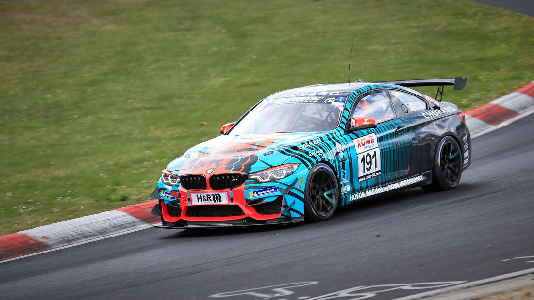 BMW M4 GT4 - Startnummer #191 - Hofor Racing by Bonk Motorsport - SP10 - NLS 2021 - Langstreckenmeisterschaft - Nürburgring - Nordschleife