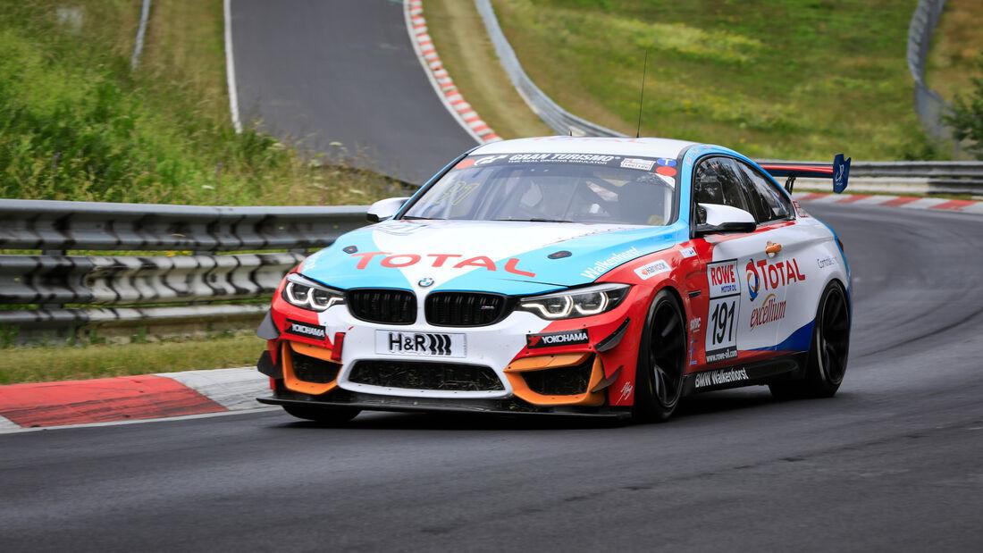 BMW M4 GT4 - Startnummer #191 - Walkenhorst Motorsport - SP10 - NLS 2020 - Langstreckenmeisterschaft - Nürburgring - Nordschleife