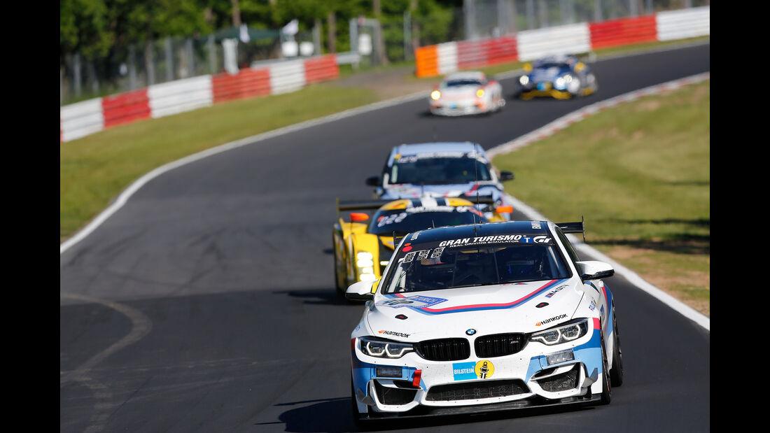 BMW M4 GT4 - Startnummer #40 - 24h-Rennen Nürburgring 2017 - Nordschleife - Samstag - 27.5.2017
