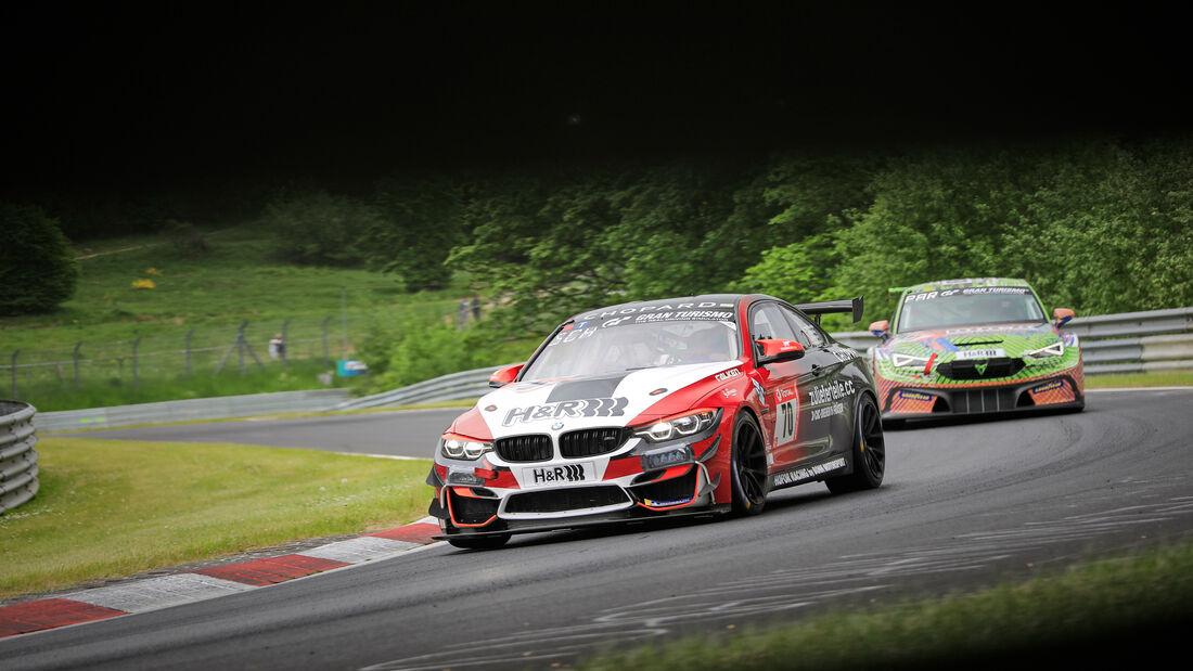 BMW M4 GT4 - Startnummer 70 - 24h Rennen Nürburgring - Nürburgring-Nordschleife - 3. Juni 2021