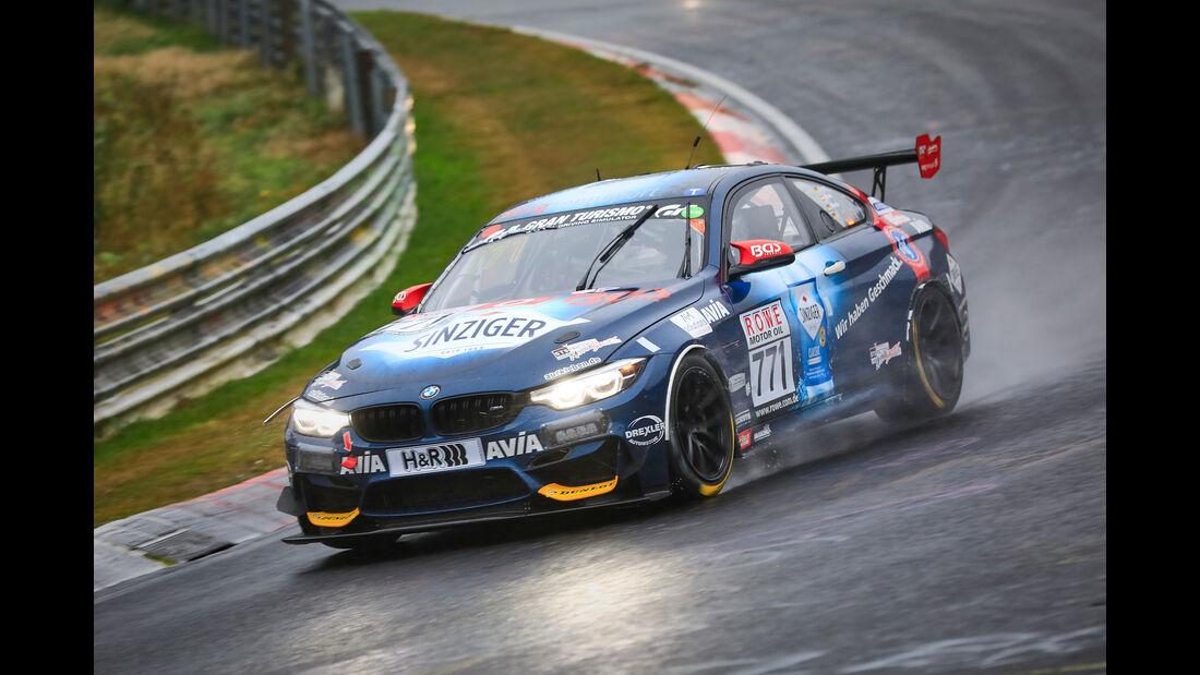 BMW M4 GT4 - Startnummer #771 - Team AVIA Sorg Rennsport - SP8T - VLN 2019 - Langstreckenmeisterschaft - Nürburgring - Nordschleife