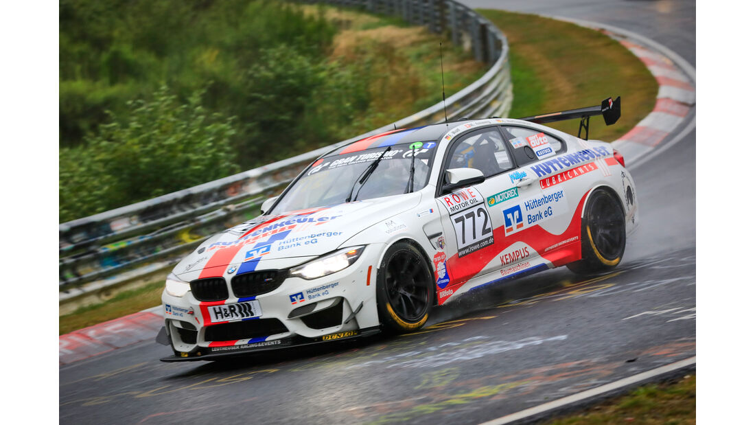 BMW M4 GT4 - Startnummer #772 - Leutheuser Racing & Events - SP8T - VLN 2019 - Langstreckenmeisterschaft - Nürburgring - Nordschleife