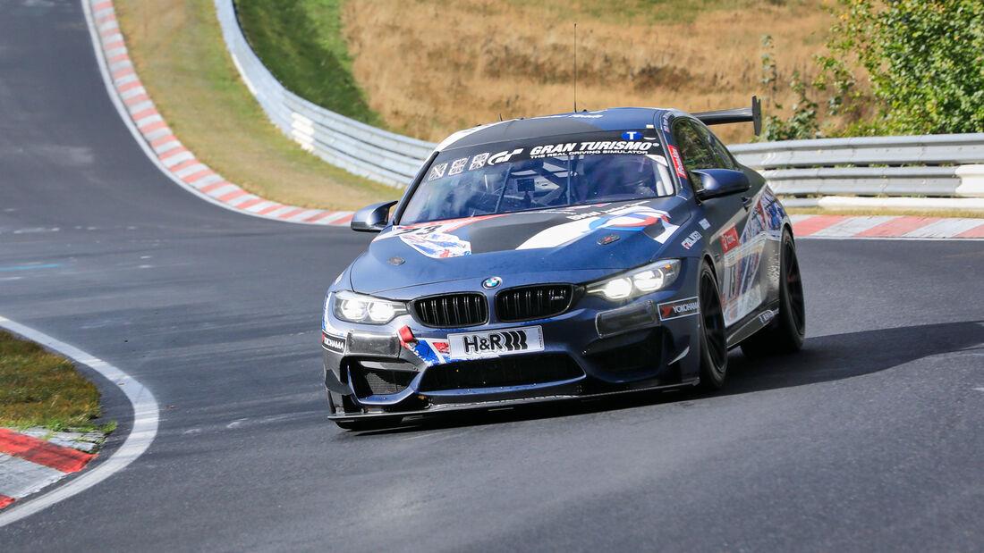 BMW M4 GT4 - Walkenhorst Motorsport - Startnummer #73 - Klasse: SP 8T - 24h-Rennen - Nürburgring - Nordschleife - 24. bis 27. September 2020
