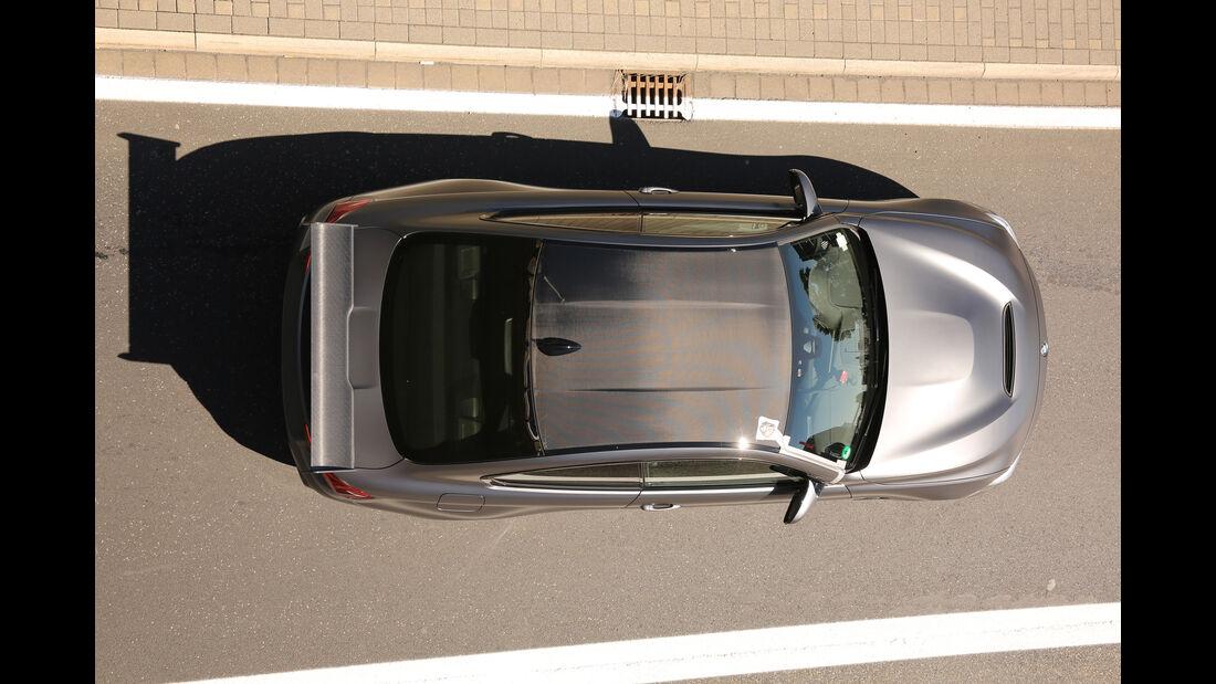 BMW M4 GTS, Draufsicht