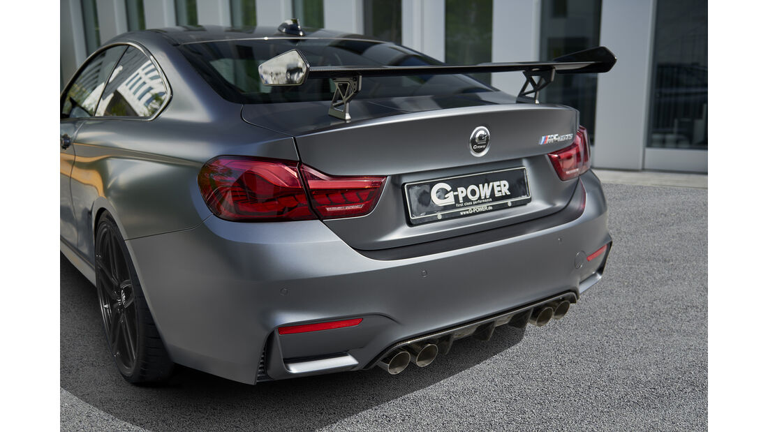 BMW M4 GTS F82 von G-Power