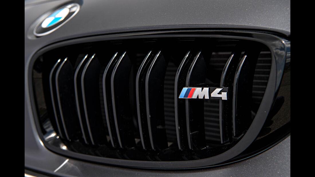 BMW M4 GTS, Fahrbericht, 04/2016, Niere