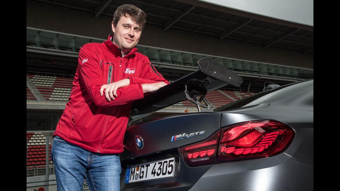 BMW M4 GTS, Fahrbericht, 04/2016 ,Stefan Helmreich