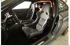 BMW M4 GTS, Fahrersitz