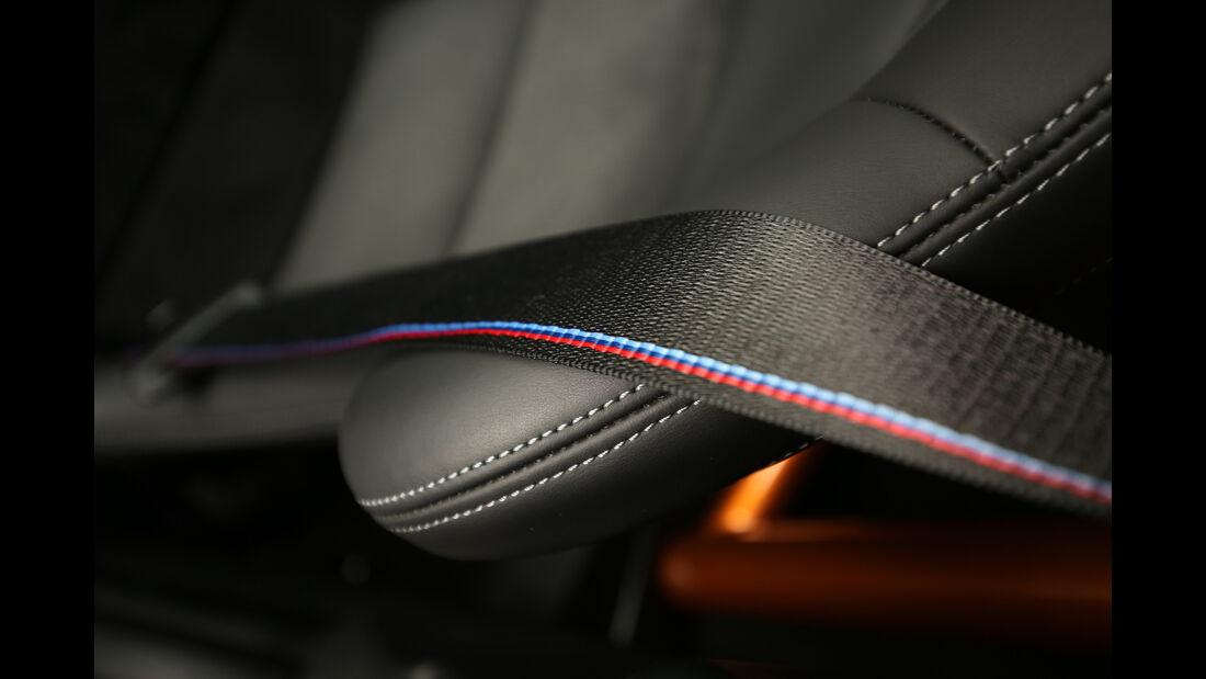 BMW M4 GTS, Gurt