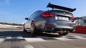 BMW M4 GTS, Heckansicht