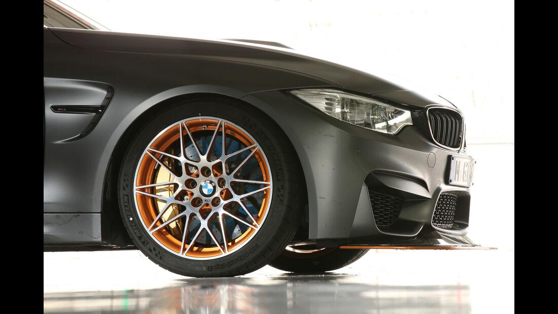 BMW M4 GTS, Rad, Felge