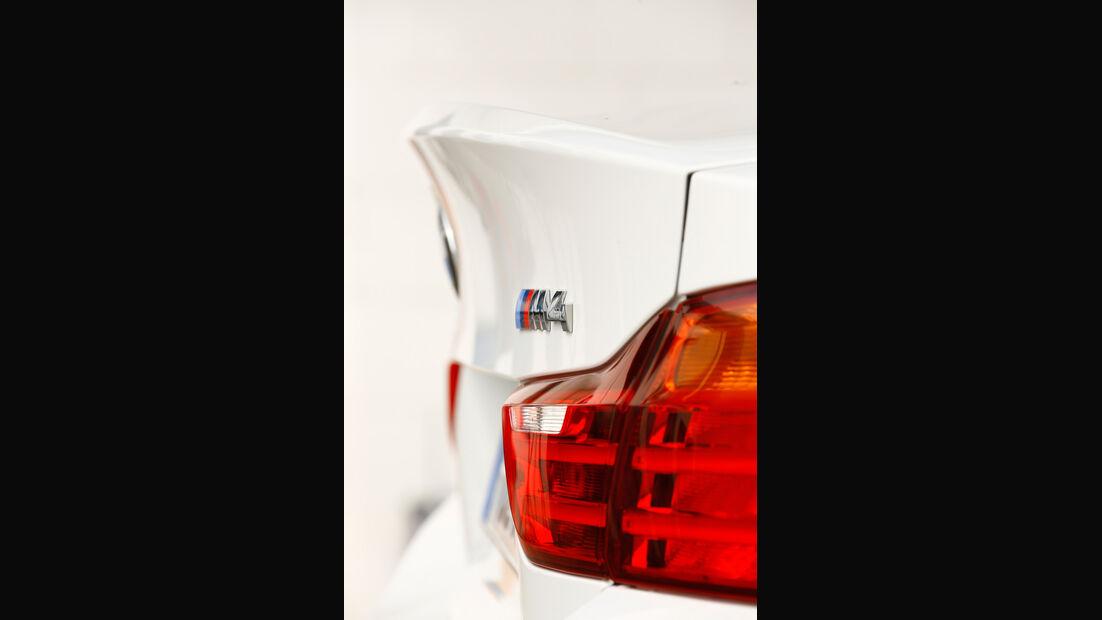 BMW M4, Heckspoiler