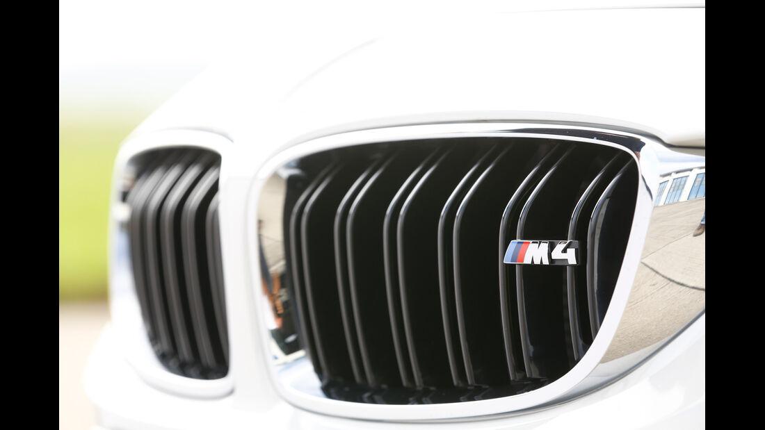 BMW M4, Kühlergrill